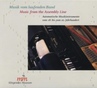 CD Cover: Musik vom laufenden Band